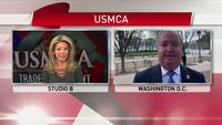 VIDEO: President Trump signed the new USMCA and Rep. Hagedorn weighs in