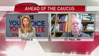 VIDEO: ahead of the Iowa Caucus— political divide
