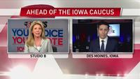 VIDEO: what to expect at tonight's Iowa Caucus