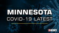 Latest COVID-19 reported cases in Minnesota