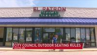 Austin City Council approves guidelines for outdoor seating