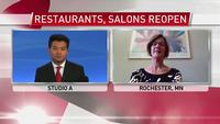 VIDEO: Rochester Mayor talks restaurant reopening, alternative dining space & letter to Gov. Walz