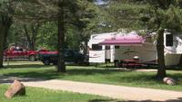 Area campgrounds struggling to fill sites this summer