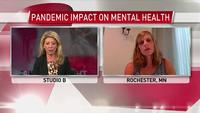 VIDEO: Pandemic impact on mental health