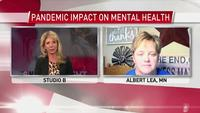 VIDEO: Pandemic impact on mental health and suicide rates