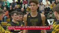 Byron's Ahjany Lee receives offer from Minnesota