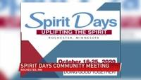 Spirit days in Rochester hoping to bring the community together