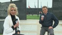 VIDEO: Remembering 9/11: ABC 6 anchor Ross Becker goes in-depth with Betsy Singer