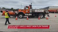 Training MnDOT snow plow drivers doesn't stop