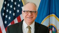 Walz's State of the State set for March 28