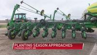 Parts shortage causing planting season problems for farmers
