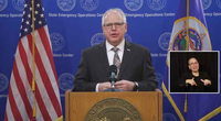 Gov. Walz extends peacetime emergency