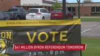 $41 million Byron Public Schools referendum Tuesday