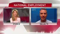 VIDEO: National unemployment and returning to work