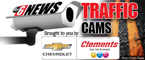 ABC 6 Traffic brought to you by Clements Chevrolet