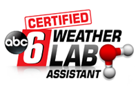 Become a Weather Lab Assistant