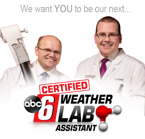 Weather Lab Assistant